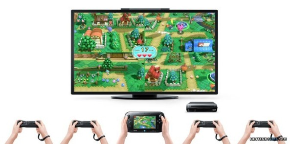 For Nintendo Land, you do need the Motion Plus Remote because some of the games require it